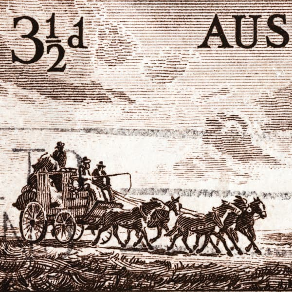 Heritage Stamp